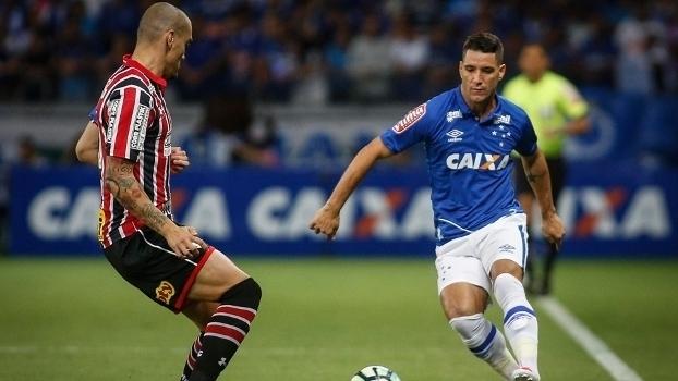Copa do Brasil: Gols de Cruzeiro 1 x 2 São Paulo