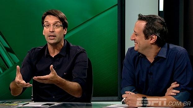 Arnaldo detona escalação do São Paulo contra o Cruzeiro: 'Uma aberração'