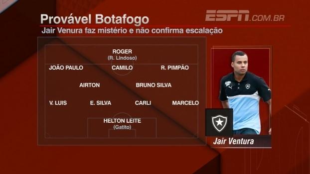 Em dia de decisão na Libertadores, Marra elogia Botafogo: 'Sabe jogar no seu limite'