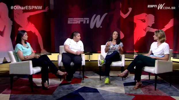 Quarta-feira, 19h30, o Olhar espnW conta com Jessica Tauane e Izzy Cerullo para falar de diversidade sexual