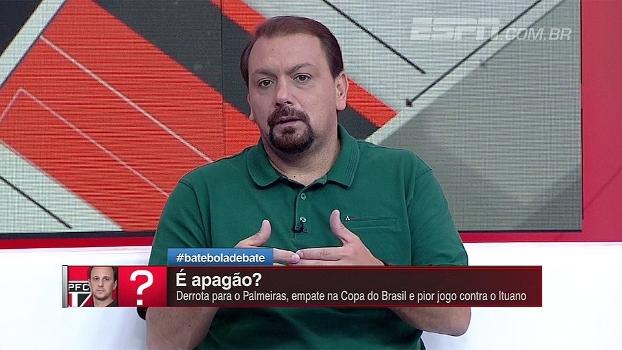 Apagão? Alê Oliveira explica semana ruim do São Paulo