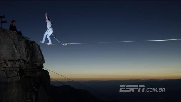 Voos, velocidade e loucuras: o ano nos esportes radicais