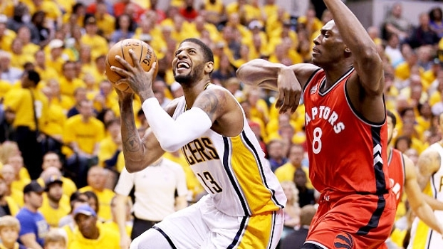 NBA: Lances de Indiana Pacers 101 x 83 Toronto Raptors