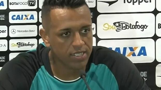 Sidão agradece elogios de Rogério Ceni: 'Vai ser uma honra trabalhar com ele'