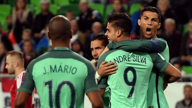 Eliminatórias Europeias: Melhores momentos de Hungria 0 x 1 Portugal