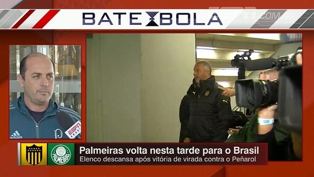 Cícero Souza fala sobre ocorrido no Uruguai: 'Se não estivéssemos preparados, tragédia seria maior'
