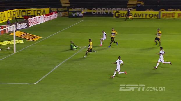 Série B: Gols de Criciúma 1 x 2 Brasil de Pelotas
