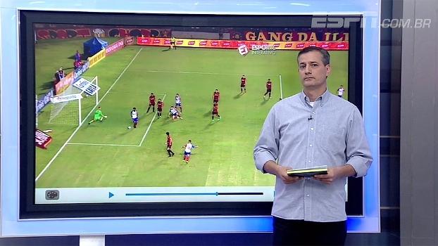 Sálvio diz que gol do Bahia foi corretamente anulado na final da Copa do Nordeste