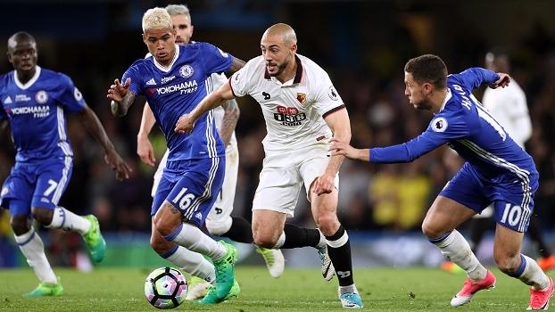 Premier League: Gols de Chelsea 4 x 3 Watford