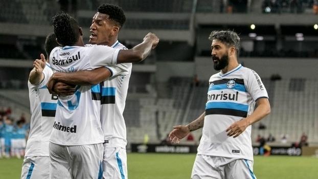 Copa do Brasil: Gol de Atlético-PR 0 x 1 Grêmio