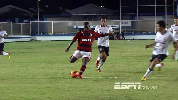 c0dee404ba Copa do Brasil Sub-17  Melhores momentos de Flamengo 1 x 0 Corinthians