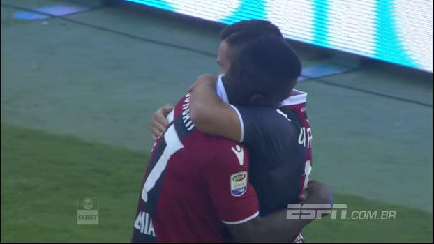 Assista aos gols da vitória do Bologna sobre o SPAL por 2 a 1!