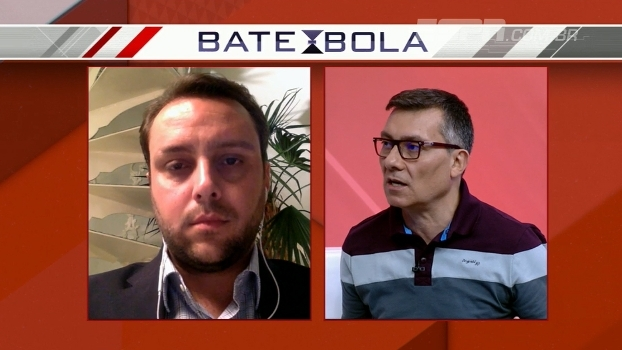 Brant: 'Queremos fazer do Vasco um clube bom de gestão, democrático e vencedor em campo'
