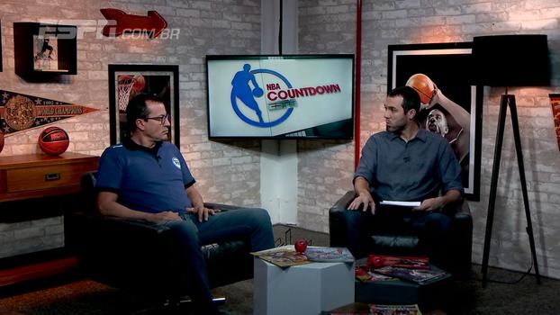 Boa fase do Orlando Magic e entrevista exclusiva com César Guidetti no 'NBA Countdown Brasil'