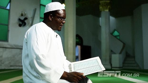 De Ronaldo à guia religioso; Juma, o Sheik da 1ª mesquita da América Latina