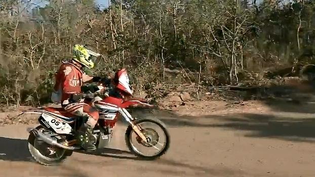 Jean Azevedo vence 5ª etapa do Rally dos Sertões