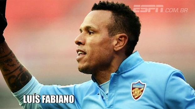 Luis Fabiano é o novo reforço do Vasco; veja gols do atacante no futebol chinês