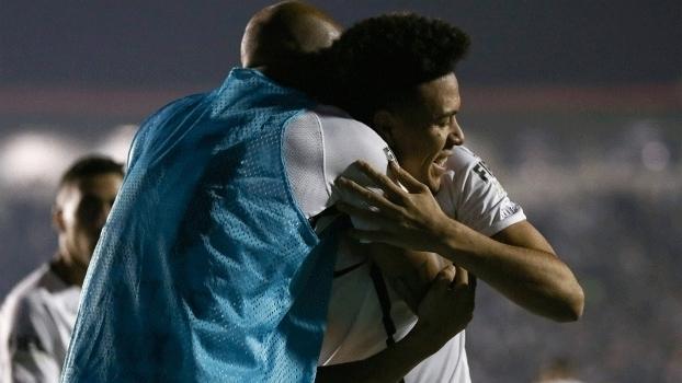 Brasileiro: Gols de Vasco 2 x 5 Corinthians