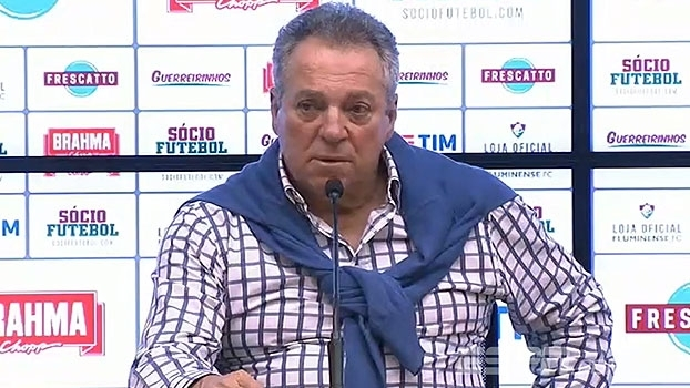 Abel aponta erros do Flu e evita dar conselhos a Rogério Ceni: 'Merece respeito de todo mundo'