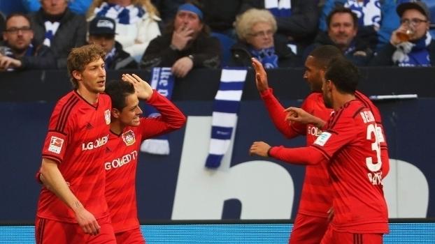 Alemão: Melhores momentos de Schalke 2 x 3 Bayer Leverkusen