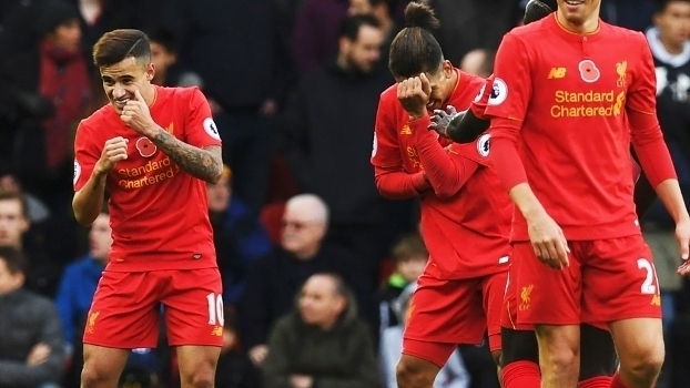 Premier League: Melhores momentos de Liverpool 6 x 1 Watford