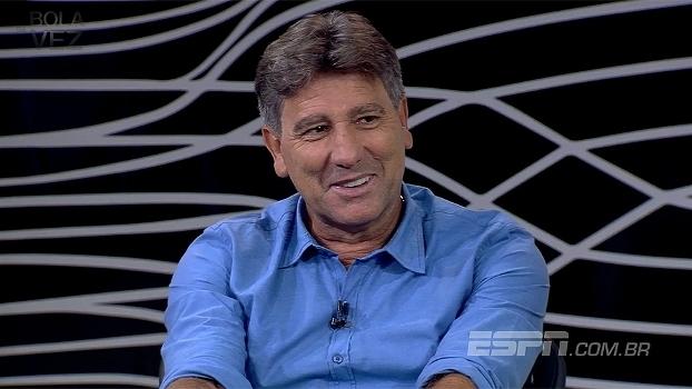Renato Gaúcho conta que avisou Cuca: 'Ou Brasileiro ou Copa do Brasil. Os dois você não vai levar'