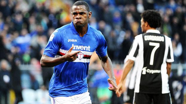 Veja os gols da vitória da Sampdoria sobre a Juventus por 3 a 2