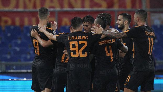 Assista aos melhores momentos da vitória da Roma sobre o Verona por 3 a 0!