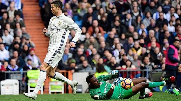 Parando Cristiano Ronaldo, Kameni é a muralha do final de semana