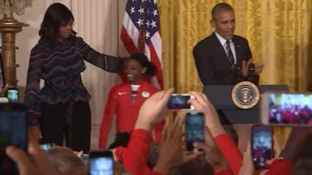 Obama elege destaque da Olimpíada do Rio: '2016 pertence às mulheres olímpicas do time EUA'