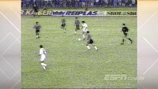 Adversários nesta quarta-feira, Grêmio e Cruzeiro decidiram a Copa do Brasil de 1993; relembre o jogo do título