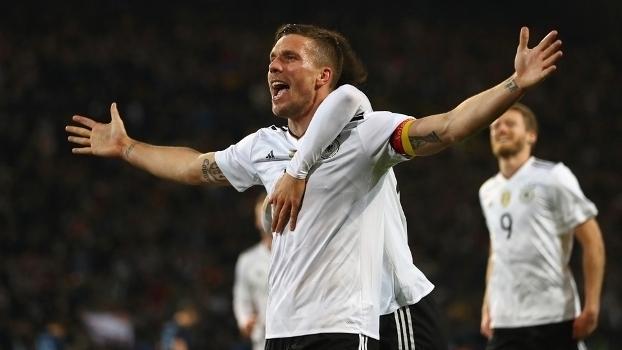 Assista ao gol da vitória da Alemanha sobre a Inglaterra por 1 a 0!