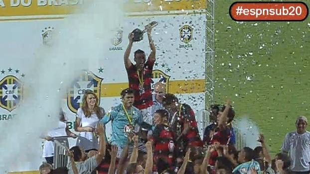 Copa do Brasil Sub-20 (2º jogo da final): Melhores momentos de Atlético-MG 2 x 1 Vitória (campeão)