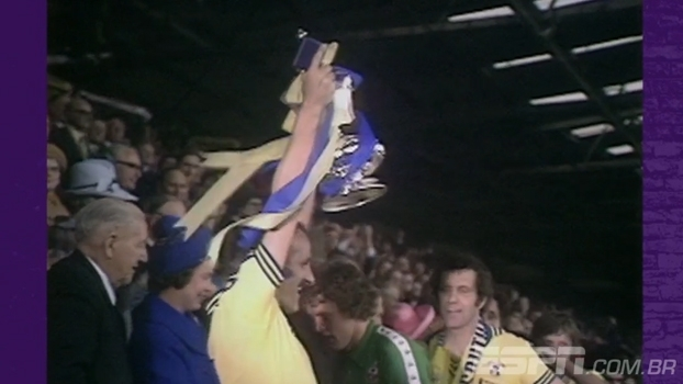 Em 1976, o Southampton conquistava o único título 'grande' de sua história sobre o Manchester United