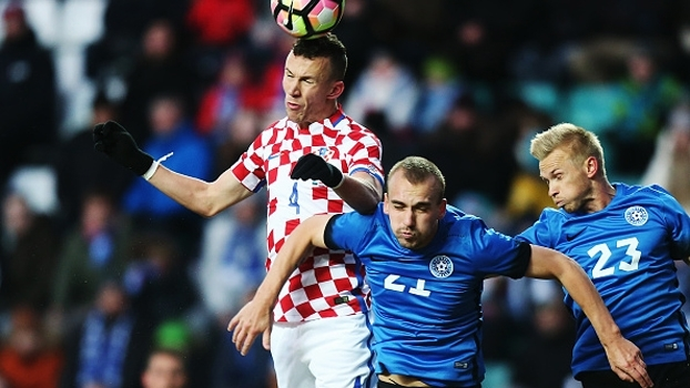 Estônia não toma conhecimento da Croácia e vence amistoso por 3 a 0