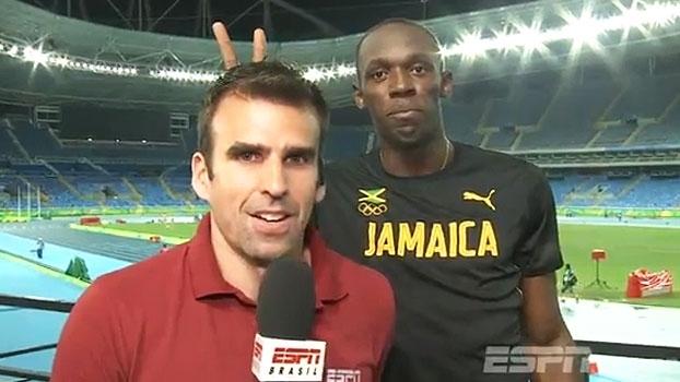 Espírito olímpico, superação de Diego Hypólito e o incrível Bolt: a Olimpíada aos olhos de Mendel Bydlowski