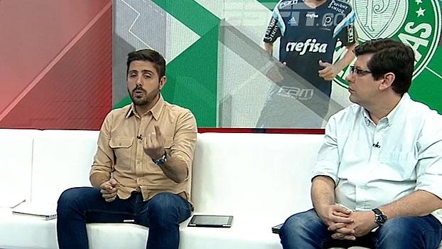 Nicola fala sobre retorno de Moisés e quem o Palmeiras deve inscrever na Libertadores: 'Só um tem vaga garantida'