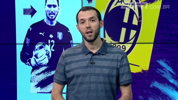 Gustavo Hofman analisa situação 'inviável' de Donnarumma no Milan