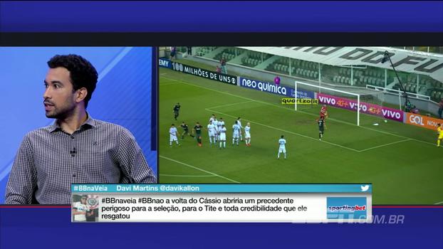 Para Breiller, vitória sobre o Santos foi a melhor atuação do Vasco com Zé Ricardo: 'Se mostrou mais consistente'