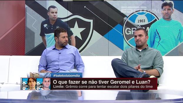 Zé Elias analisa ausência de Luan no Grêmio: 'Perde o cara que te dá o algo a mais'