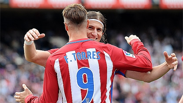 Veja  todo o show de Filipe Luis, Torres e Griezmann na La Liga na ESPN Brasil
