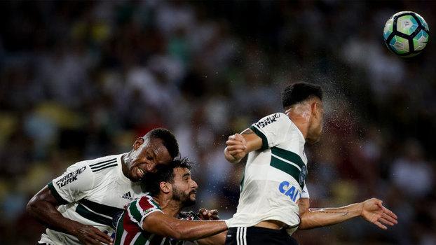 Brasileiro: Gols de Fluminense 2 x 2 Coritiba