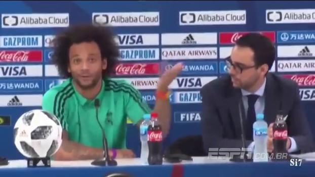 Renato disse que foi melhor que CR7, e Marcelo conta como isso chegou no Real Madrid