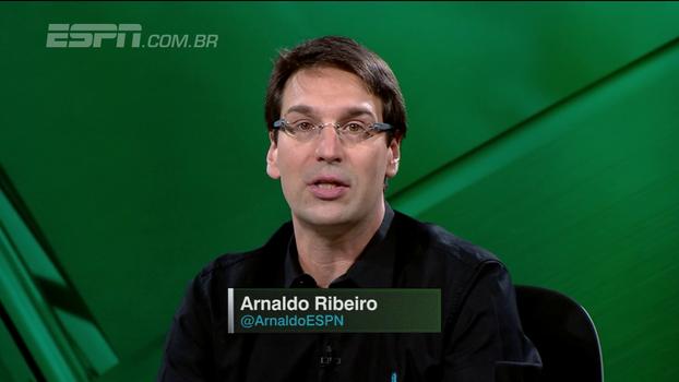 Arnaldo: 'Talvez tenha sido a atuação mais marcante do Messi com a camisa da seleção argentina'