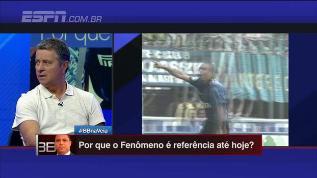 Walmir Cruz relembra preleção do Corinthians com gols de Ronaldo: 'Todos ficaram de boca aberta'