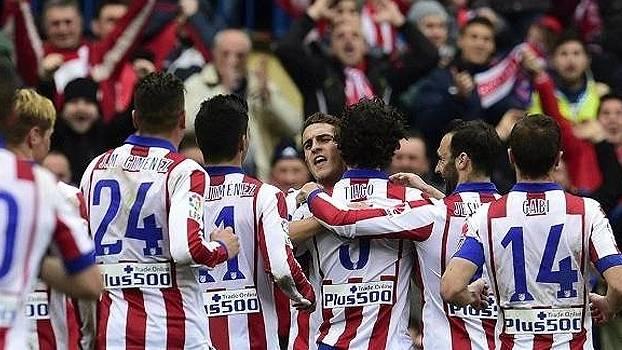 Assista aos melhores momentos da vitória do Atlético de Madri sobre o Getafe