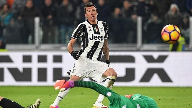 Copa da Itália: Gols de Juventus 3 x 2 Atalanta