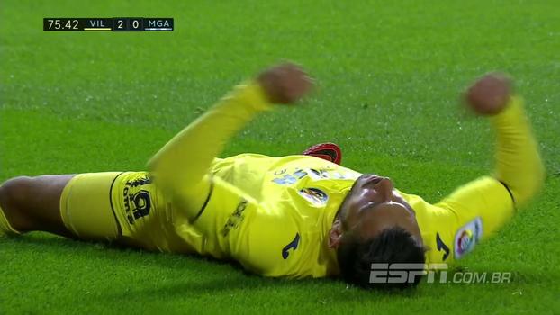 Villarreal vence lanterna Málaga, passa Sevilla e sobe para quinto em LaLiga