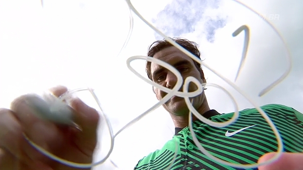Masters 1000 de Miami: Lances de Roger Federer 2 x 0 Tiafoe