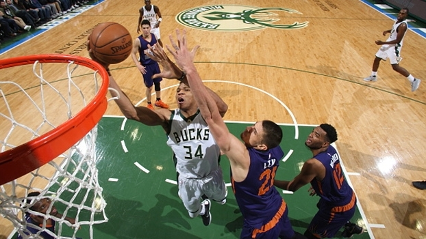 'The Greek Freak': com 28 pontos de Antetokounmpo, Bucks derrotam  Suns